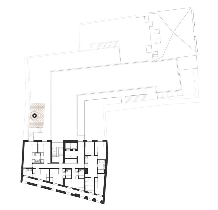 Doorm Student Housing_plan 4