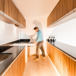 Paired Residences - Innenansicht 1