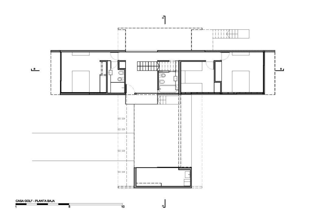 Golf House_Plan_3