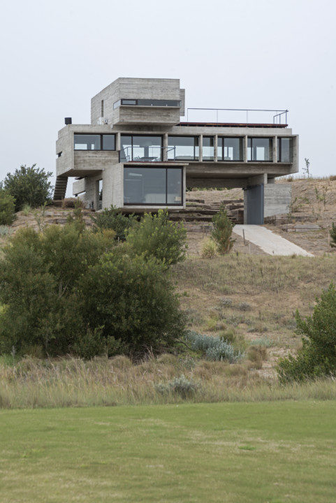 Golf House_View_4
