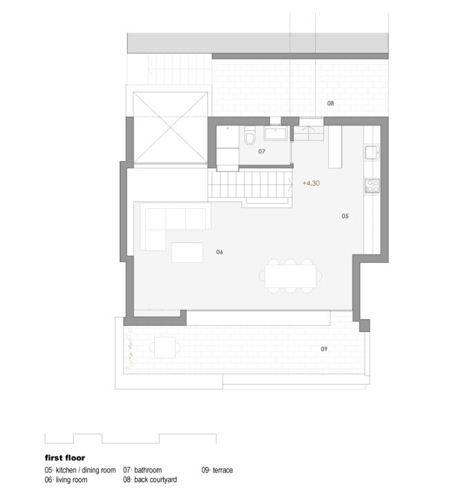 House for a painter_plan_3
