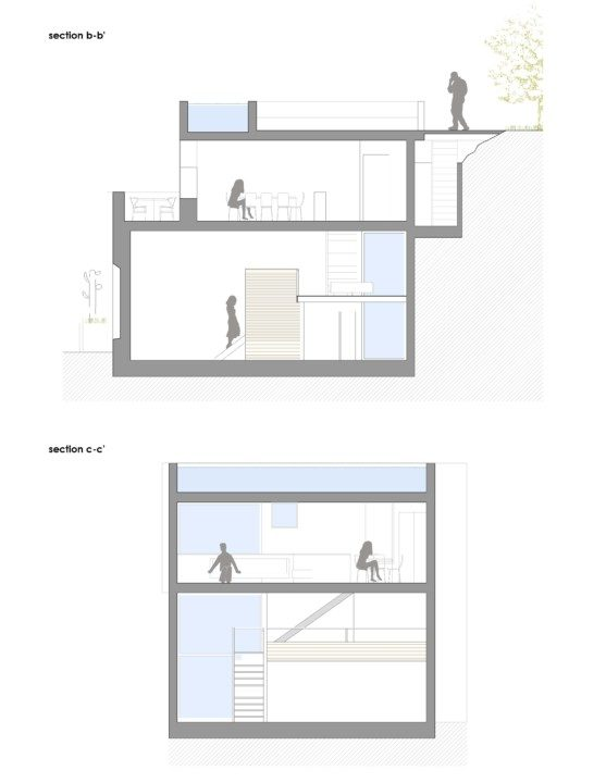 House for a painter_plan_6