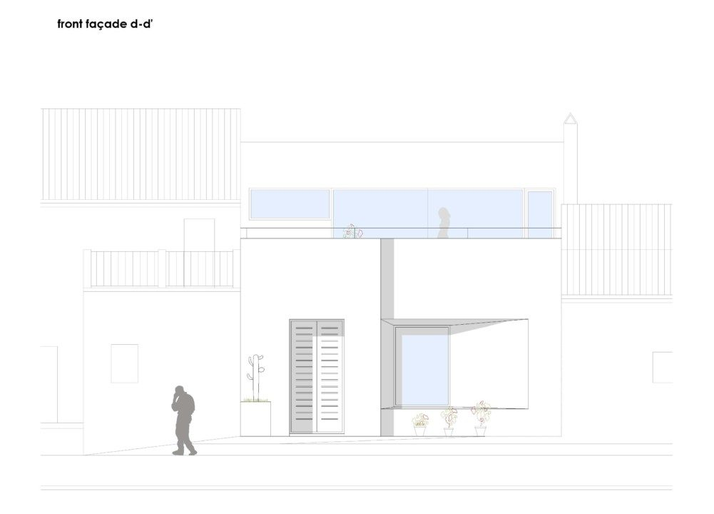 House for a painter_plan_7
