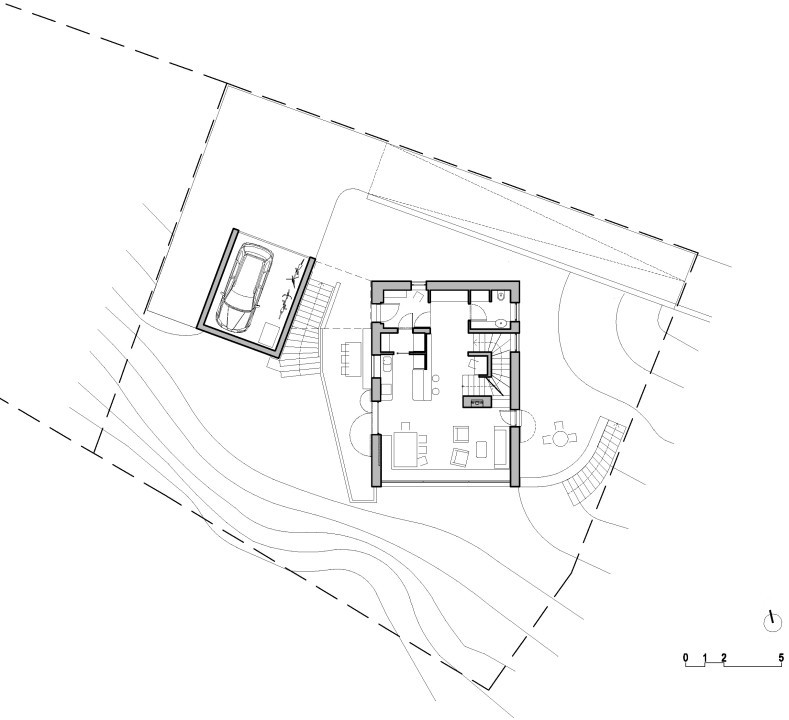 House in Kranjska Gora_Plan_2