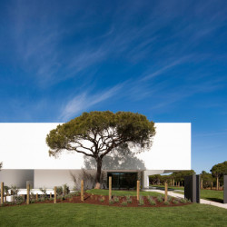 House in Quinta do Lago Gartenansicht