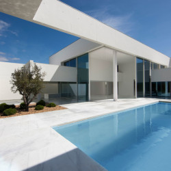 House in Quinta do Lago Poolansicht