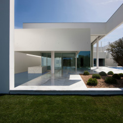 House in Quinta do Lago Seitenansicht