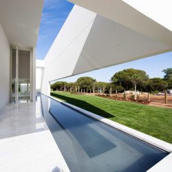 House in Quinta do Lago Seitenpool