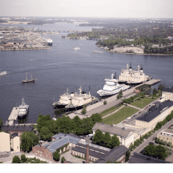 ICEBREAKERS HEAD QUARTERS Luftbild