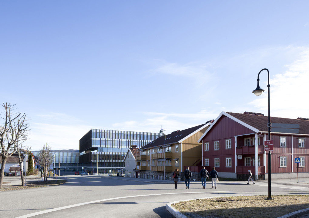 KRONA Knowledge and Cultural Centre_assenansicht 01