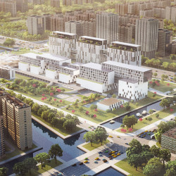 Kunshan Eastern Healthcare Center_Ansicht_4
