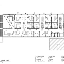 Lingo Construction Services Second Floor Plan