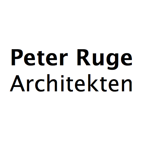 Logo Peter Ruge Architekten