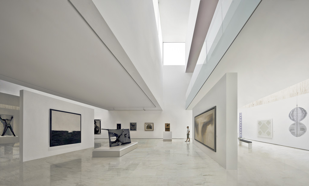MUSEUM OF CONTEMPORARY ART IN ALICANTE Ausstellung