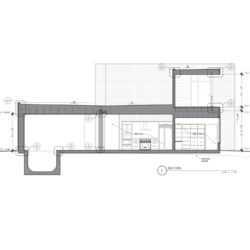 Main Stay House_Section