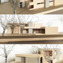 Main Stay House_Physical Model