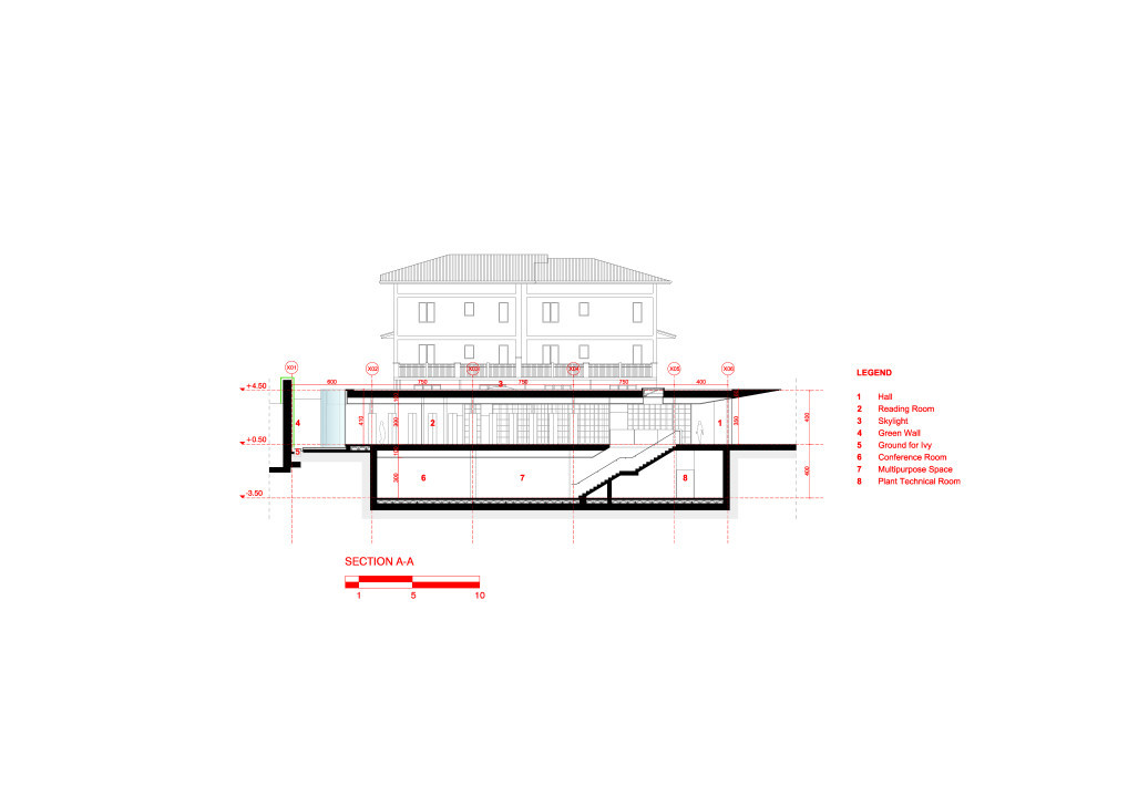 Maranello Library_Plan_4