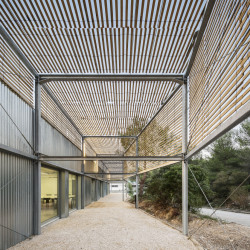 Marseilles Architecture School Extension_Aussenansicht_9