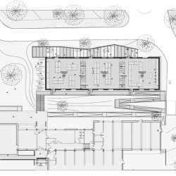 Marseilles Architecture School Extension_Plan_1
