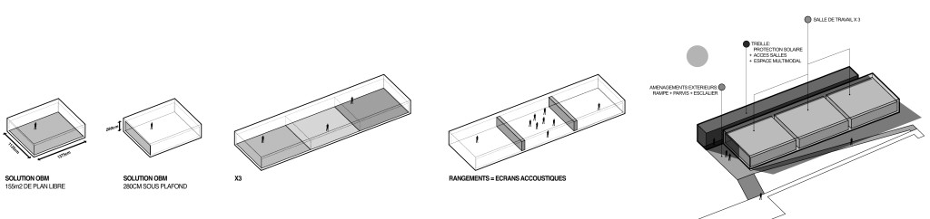 Marseilles Architecture School Extension_Plan_2