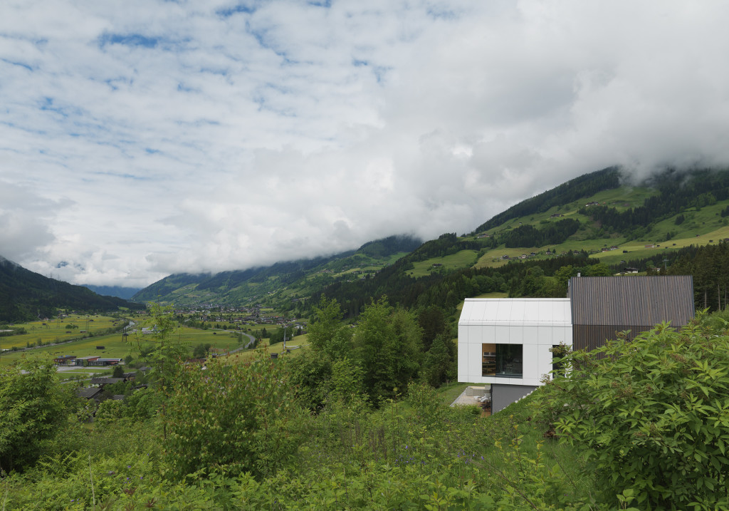 Mountain View House Aussicht