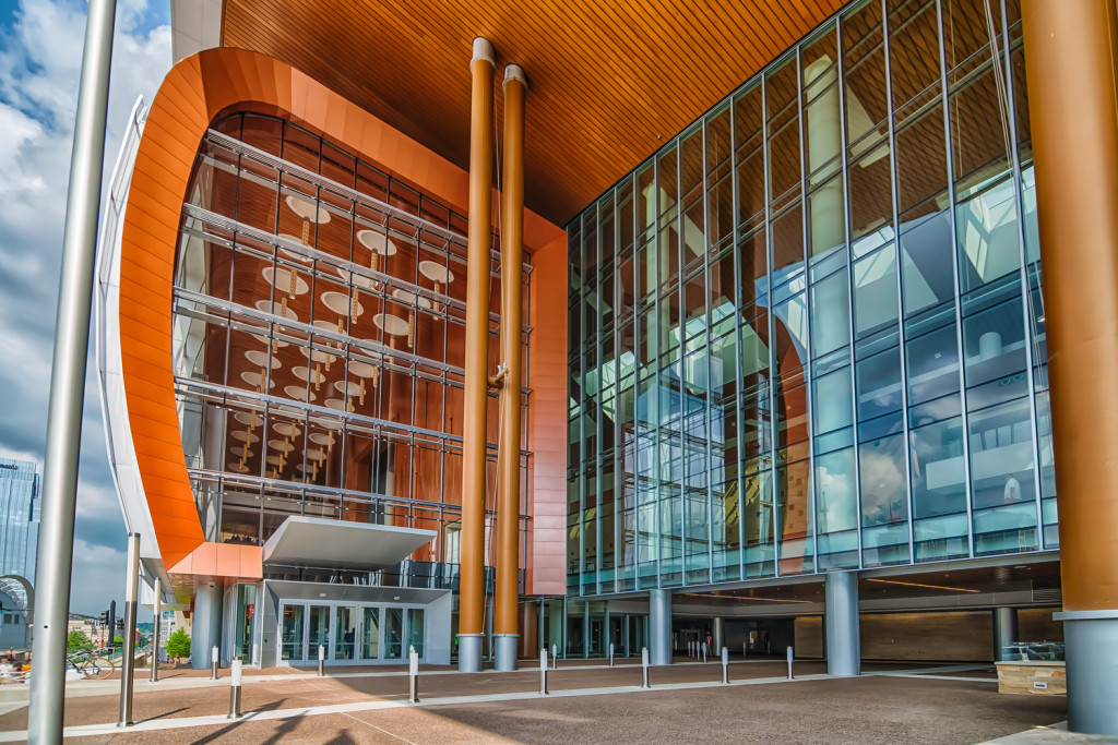 Music City Center Nashville United States Cultural
