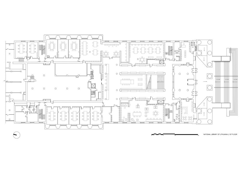 National Library of Lithuania_Plan_1