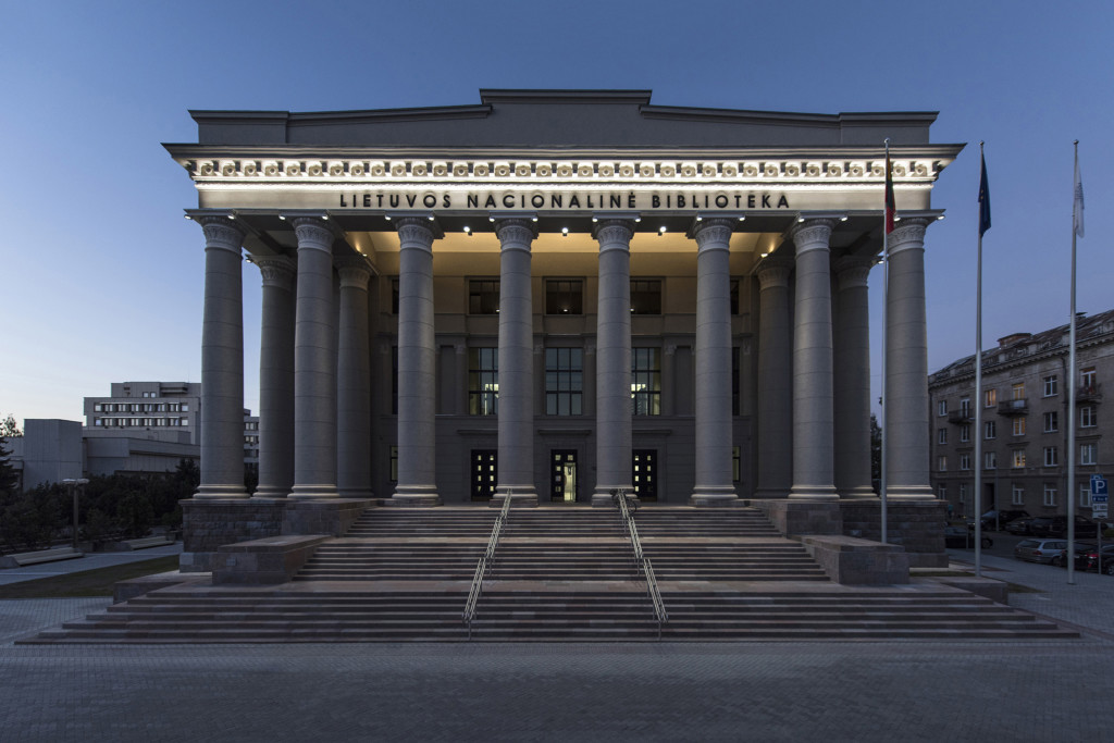 National Library of Lithuania_View_1
