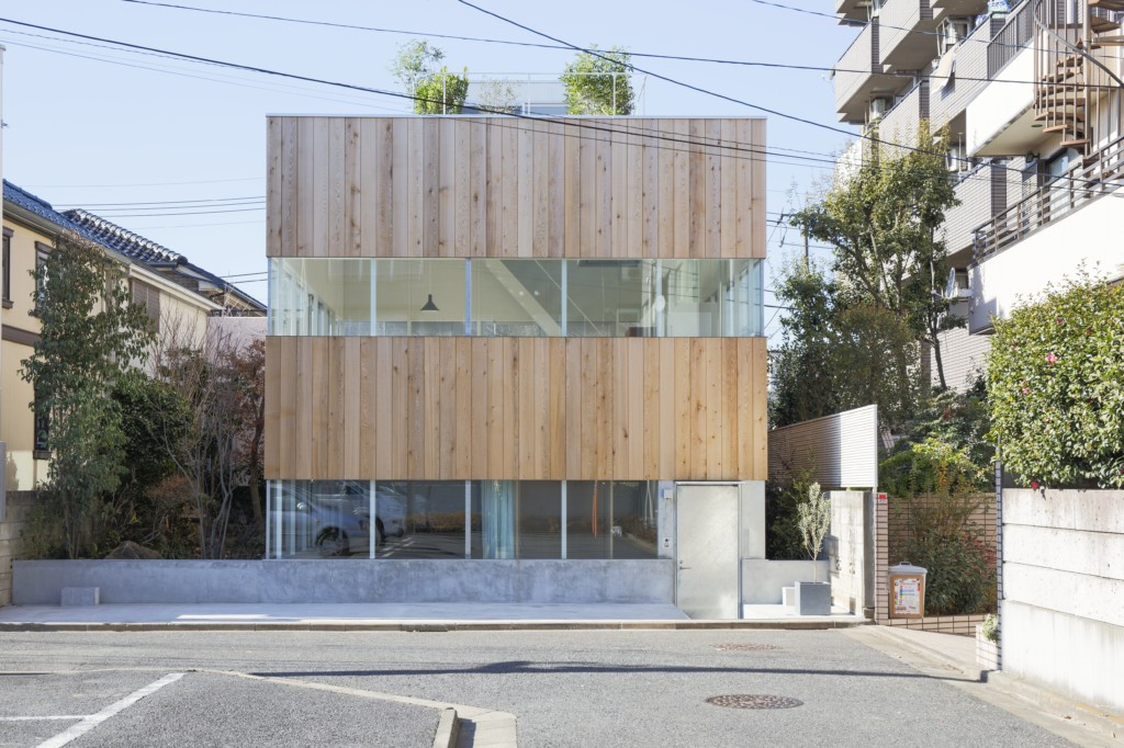 Nerima House_View_1