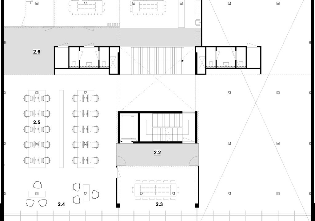 Office 05 Grundriss 2