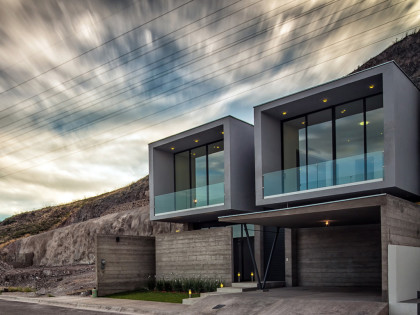 Pedregal House