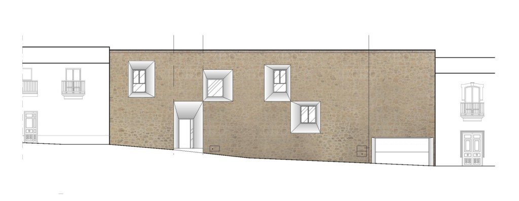 Peraleda House_Drawing_6
