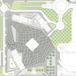 Piazza Gino Valle_Plan_1