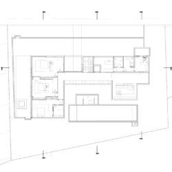 Pitsou Kedem Architects_J House_ Plan 1