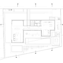 Pitsou Kedem Architects_J House_ Plan 2