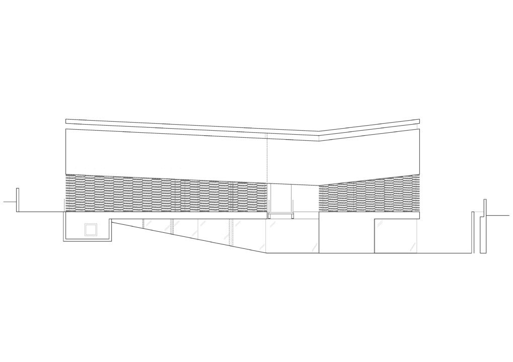 Pitsou Kedem Architects_J House_ Plan 4