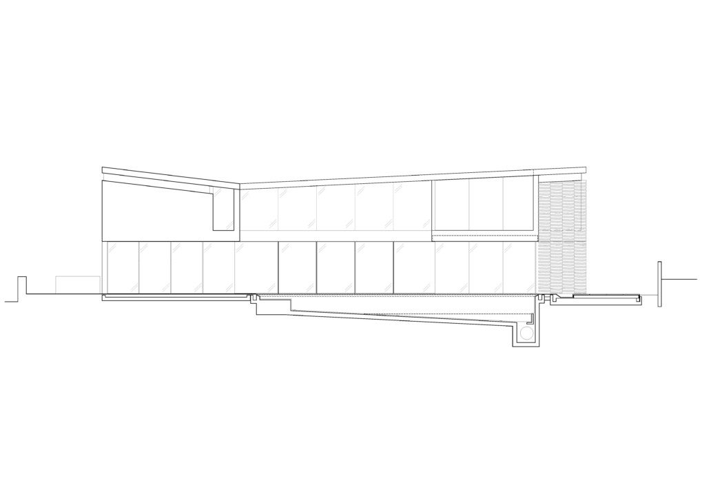 Pitsou Kedem Architects_J House_ Plan 5