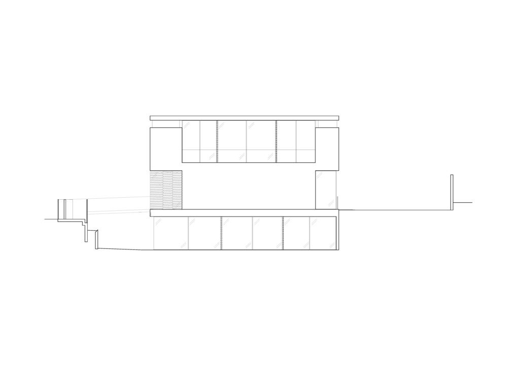 Pitsou Kedem Architects_J House_ Plan 6