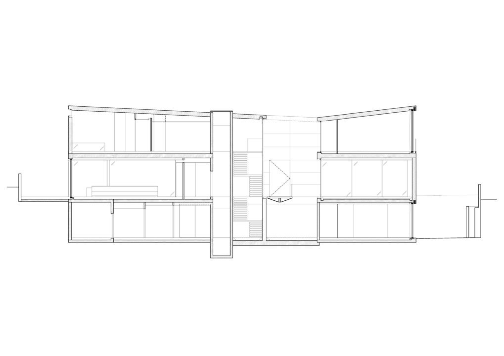 Pitsou Kedem Architects_J House_ Plan 7