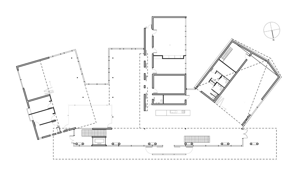 Public Library in Estaminet_plan 3
