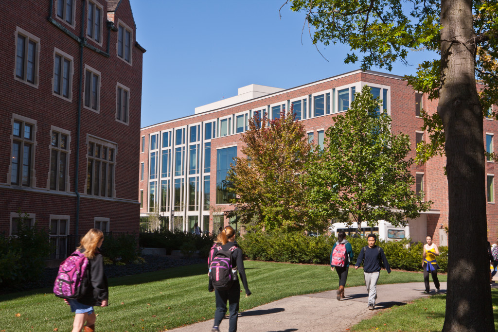 Purdue University Center for Student Excellence and Leadership Park
