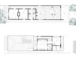 Residence in Hawthorn_plan 1