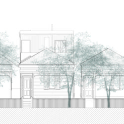 Residence in Hawthorn_plan 3