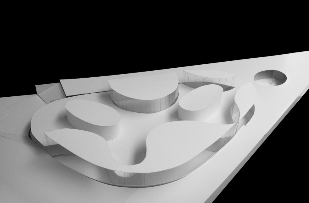 KTH School of Architecture Modell