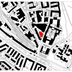 KTH School of Architecture Lageplan