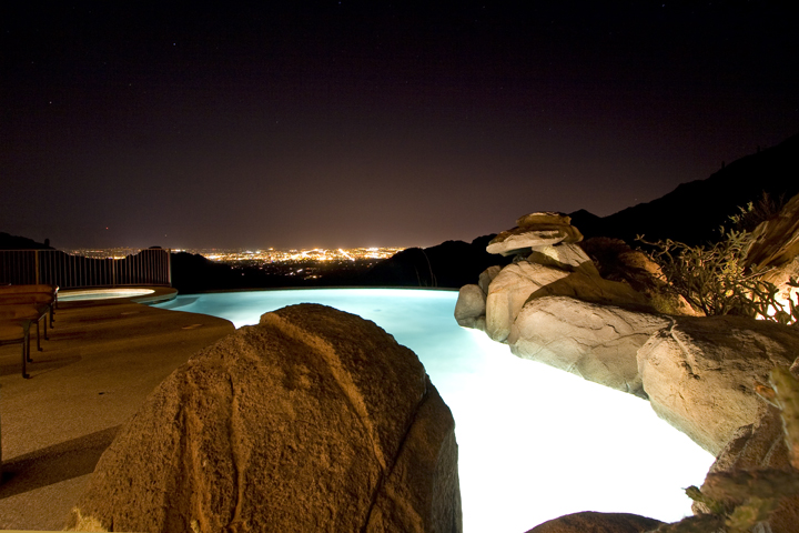Sky Canyon Pool