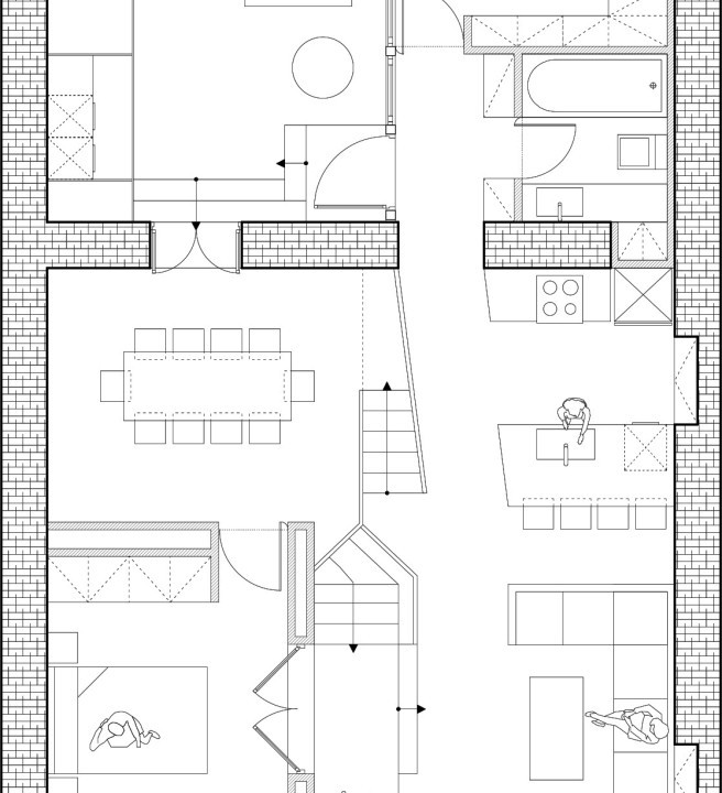 Staggered House_Plan_3