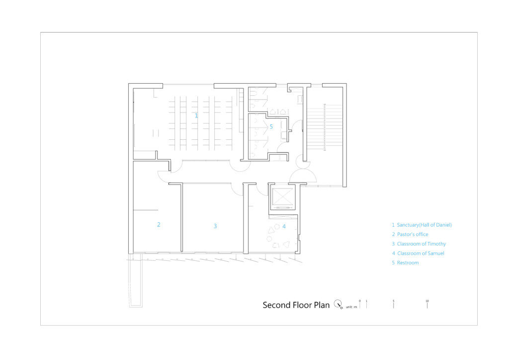 TTMHC_Second Floor Plan