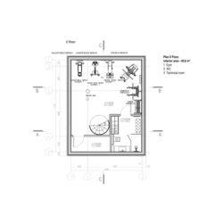 The Sports Pavilion_Plan_1