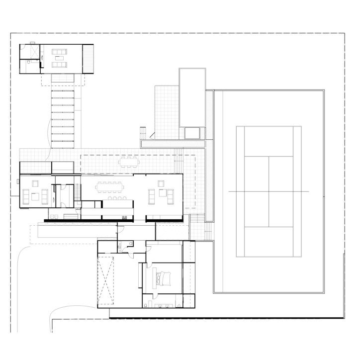 Tranquility Beach House_Plan_2